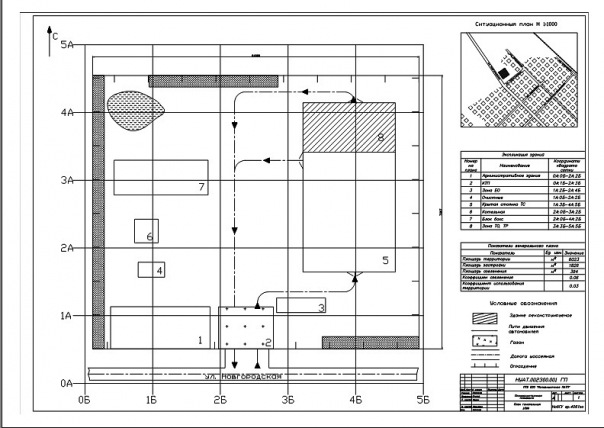 чертеж на заказ недорого строительный